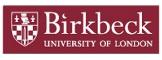 Birkbeck footer