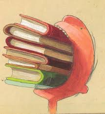 Oliver Jeffers, Book Eating Boy